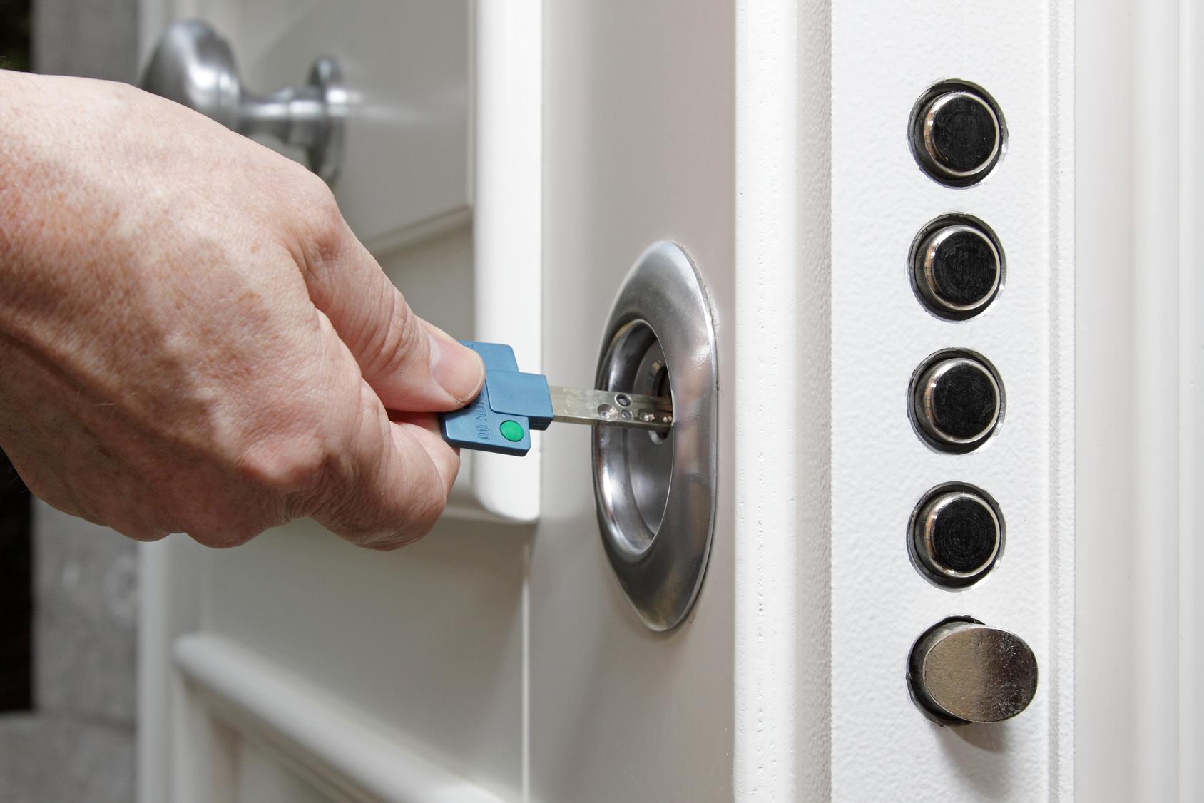 installazione porta blindata