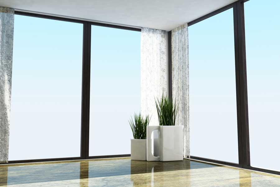 sostituzione vetri finestre in legno
